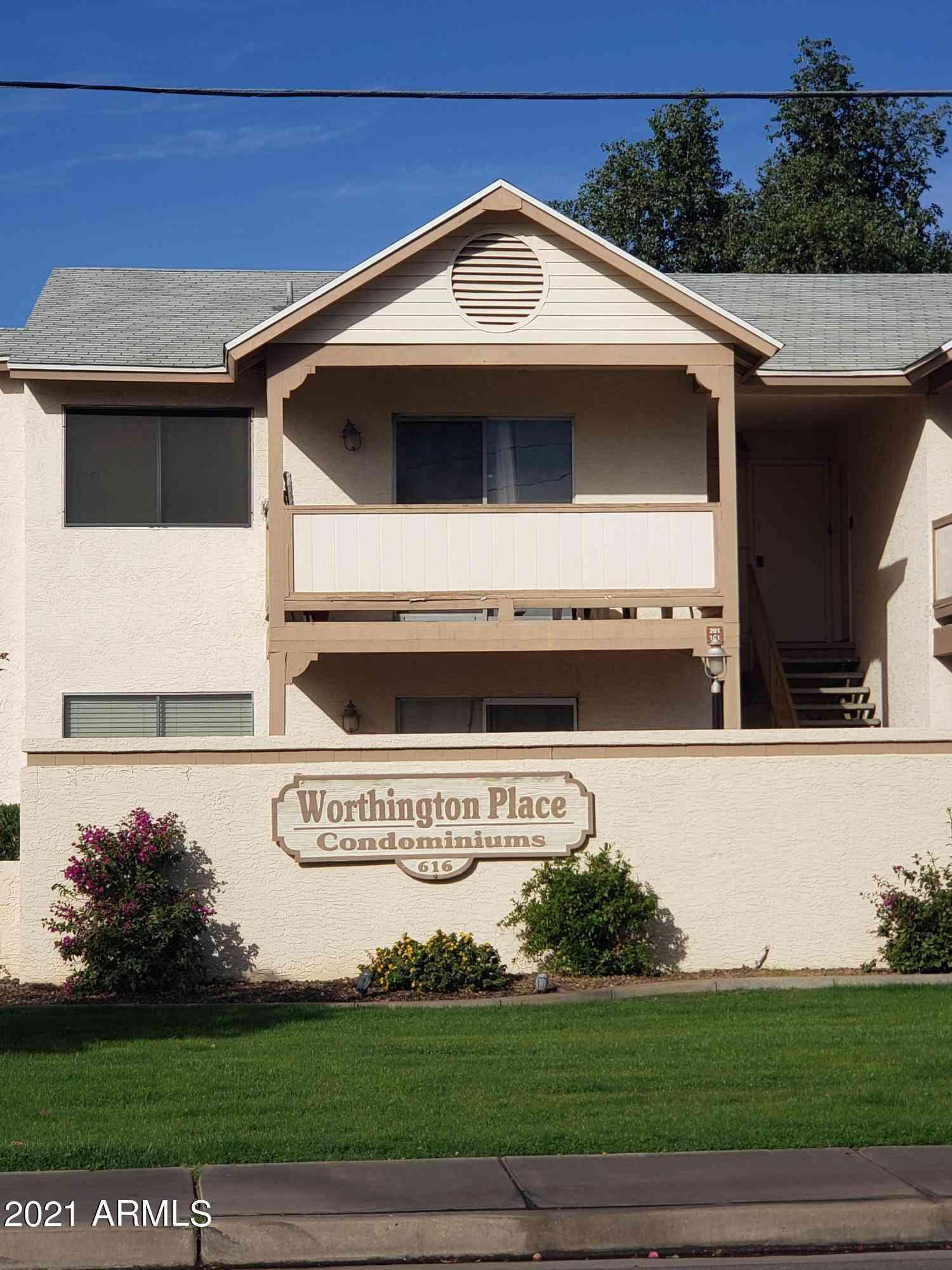 616 S HARDY Drive #101, Tempe, AZ, 85281,