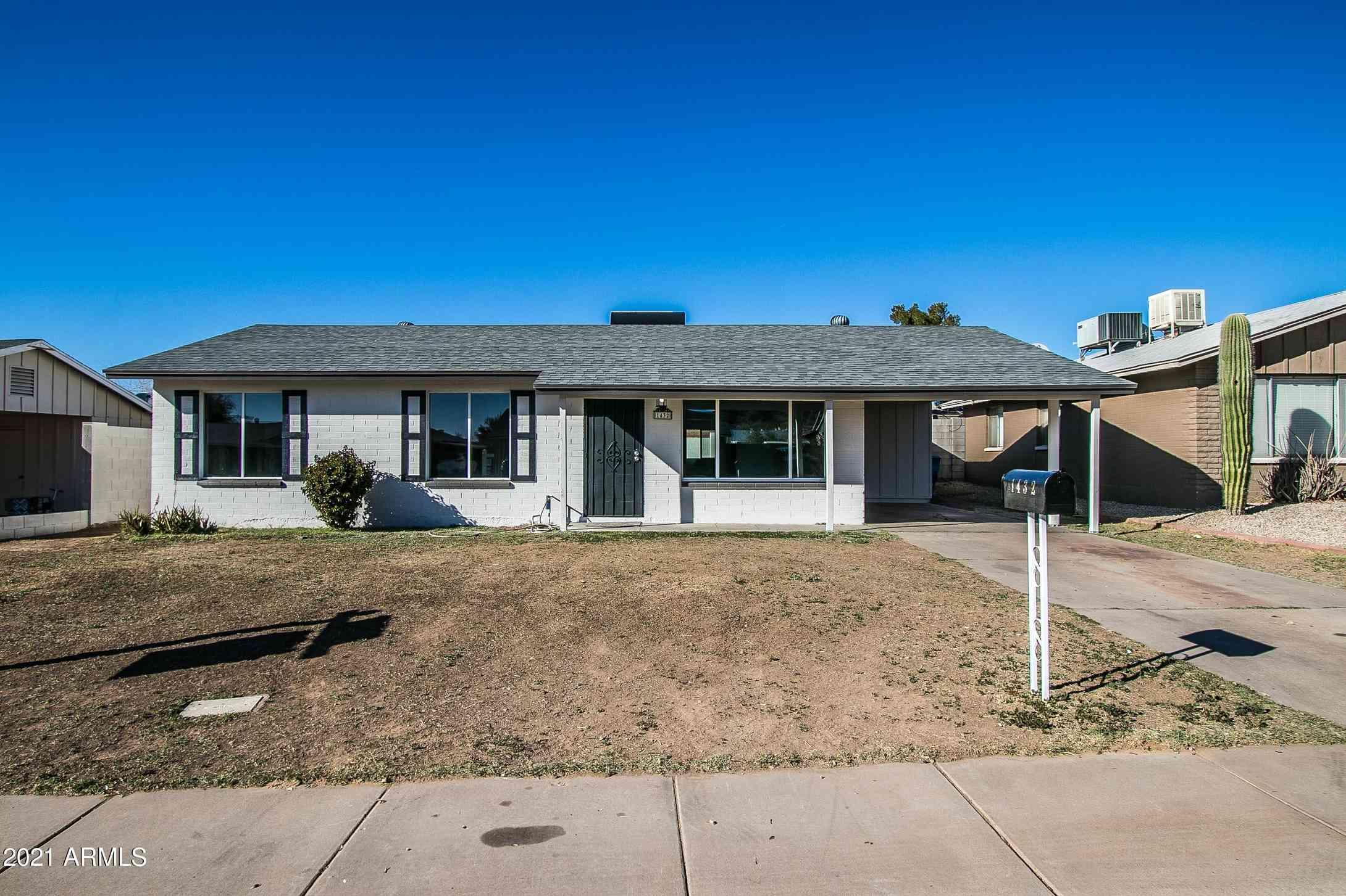 1432 E VOGEL Avenue, Phoenix, AZ, 85020,