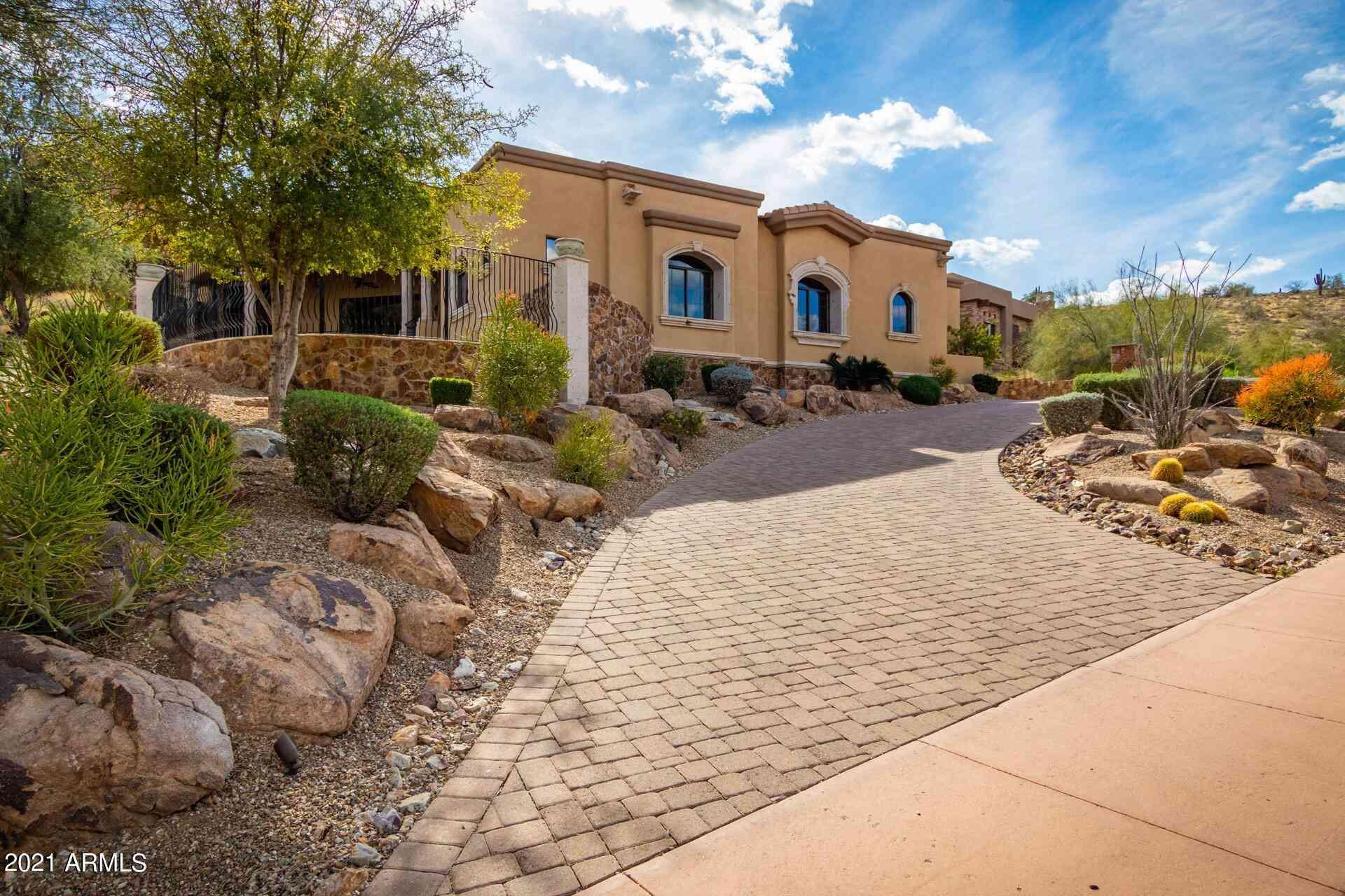 10306 N Fire Canyon, Fountain Hills, AZ, 85268,