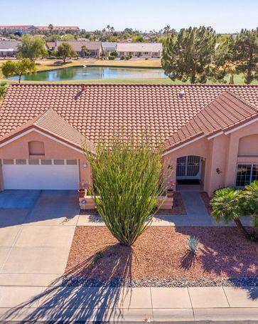 14665 W RAVENSWOOD Drive Sun City West, AZ, 85375