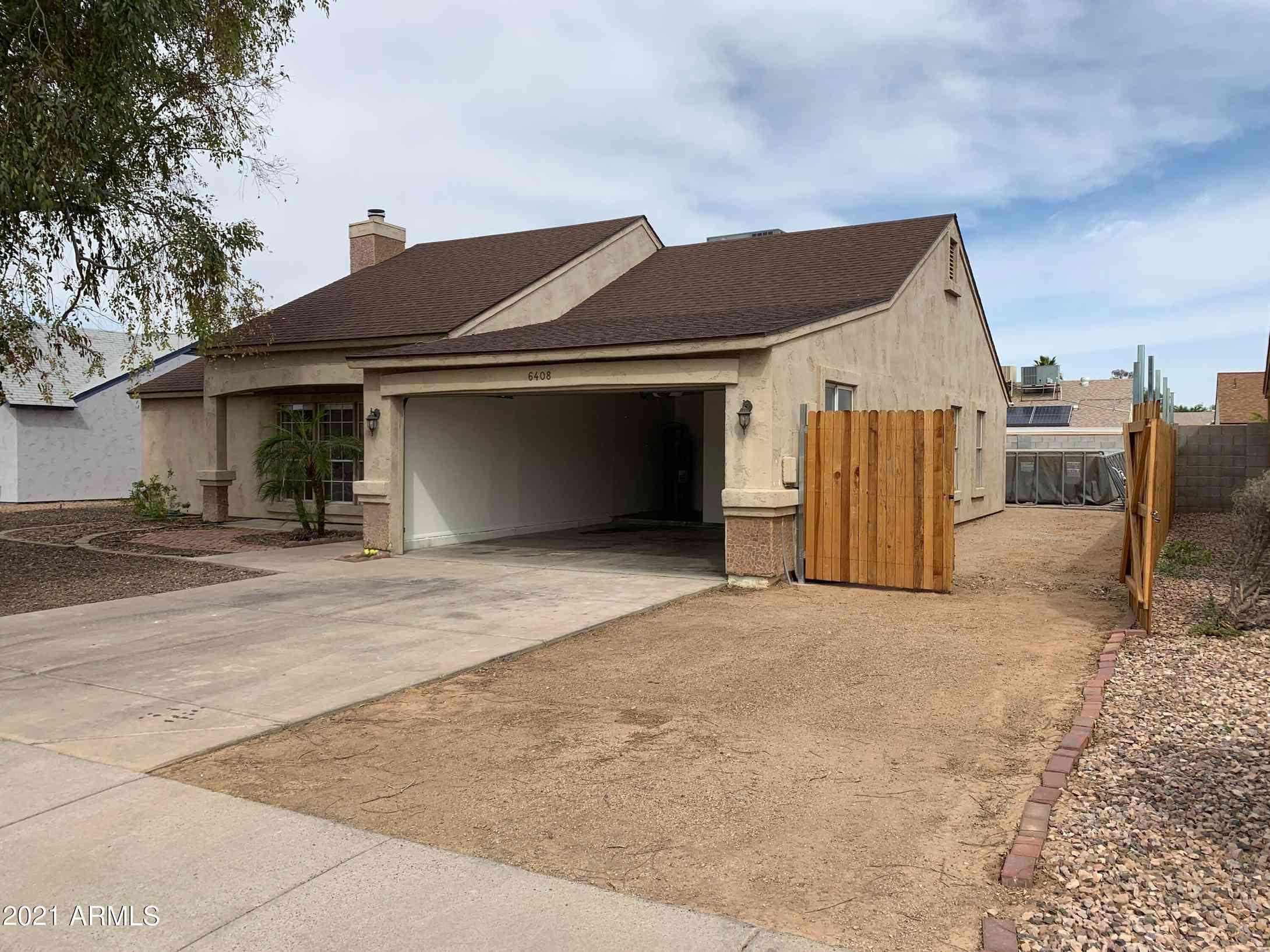 6408 W GRANDVIEW Road, Glendale, AZ, 85306,