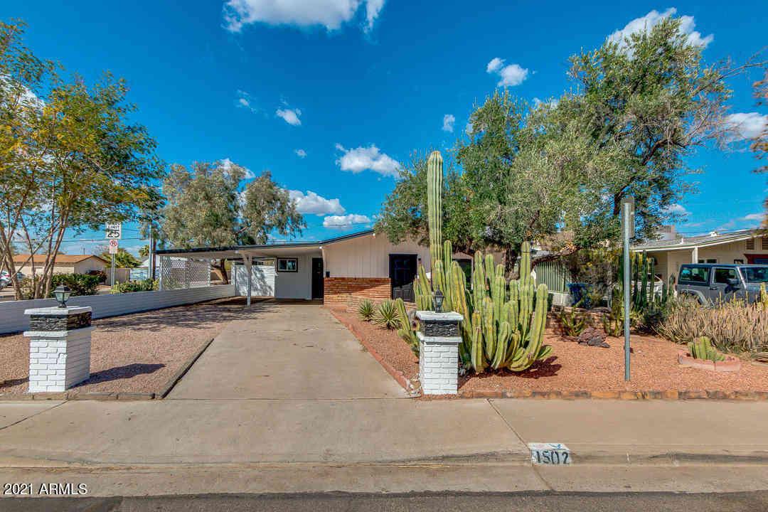1502 E ALMERIA Road, Phoenix, AZ, 85006,