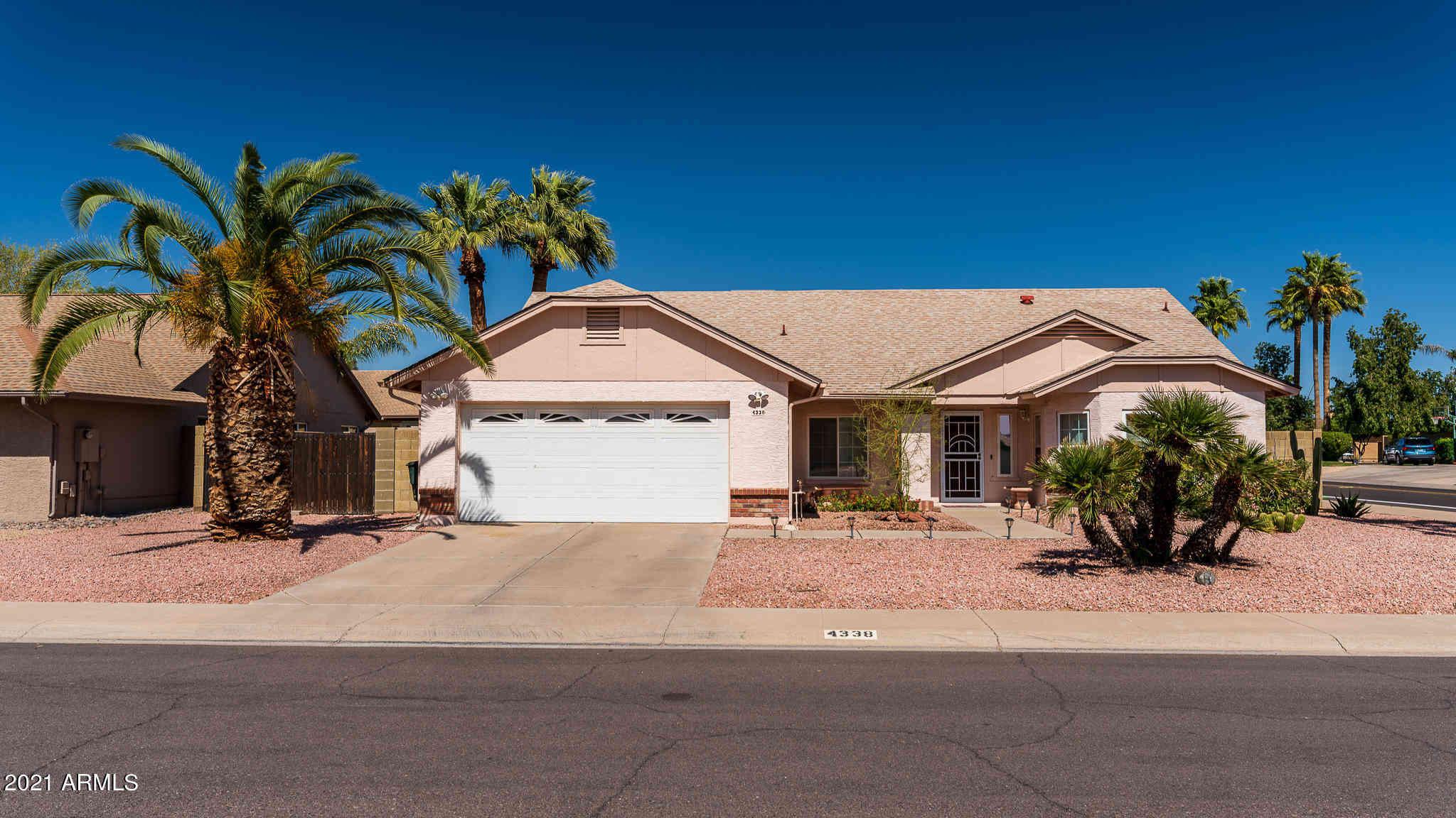 4338 E GREENWAY Lane, Phoenix, AZ, 85032,