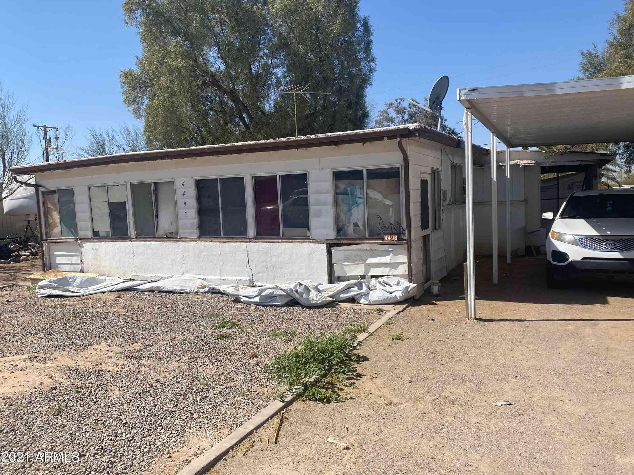 4498 N PALO VERDE Lane, Casa Grande, AZ, 85194,