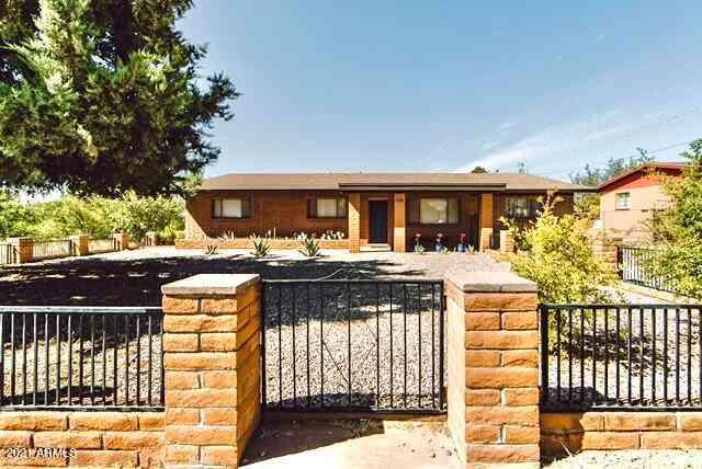 110 Nighthawk Avenue, Bisbee, AZ, 85603,
