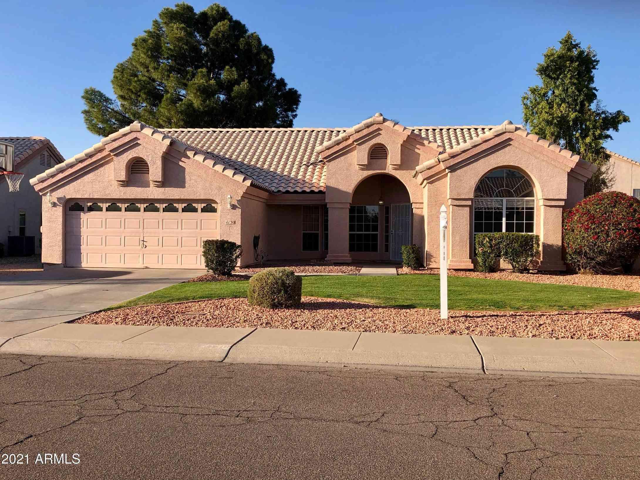 4130 W CHARLOTTE Drive, Glendale, AZ, 85310,