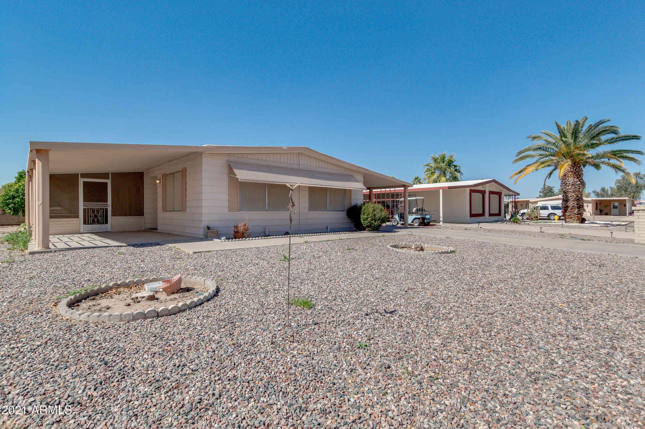 26006 S COUNTRY CLUB Drive, Sun Lakes, AZ, 85248,