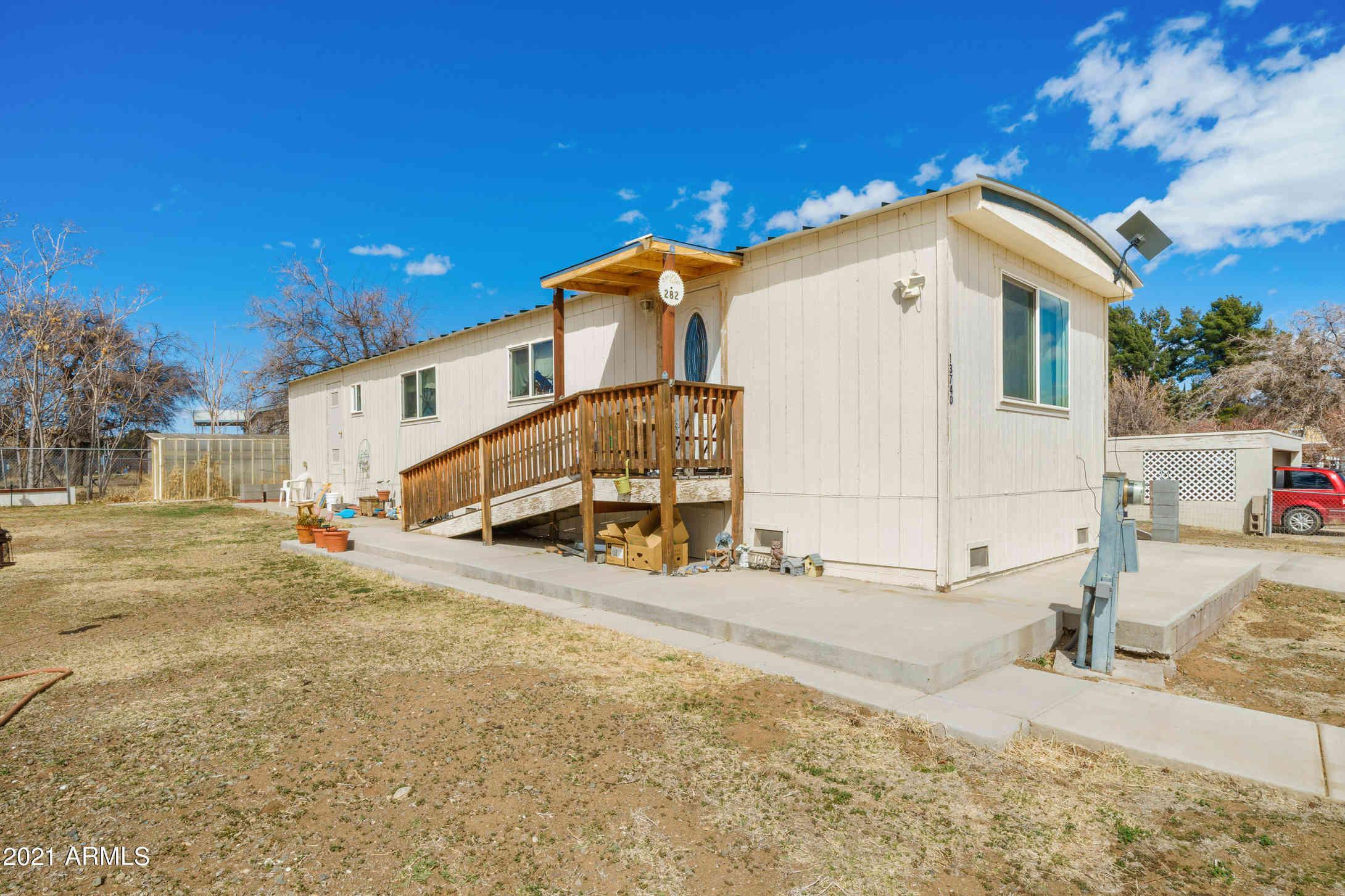 13740 S SPRING Lane, Mayer, AZ, 86333,