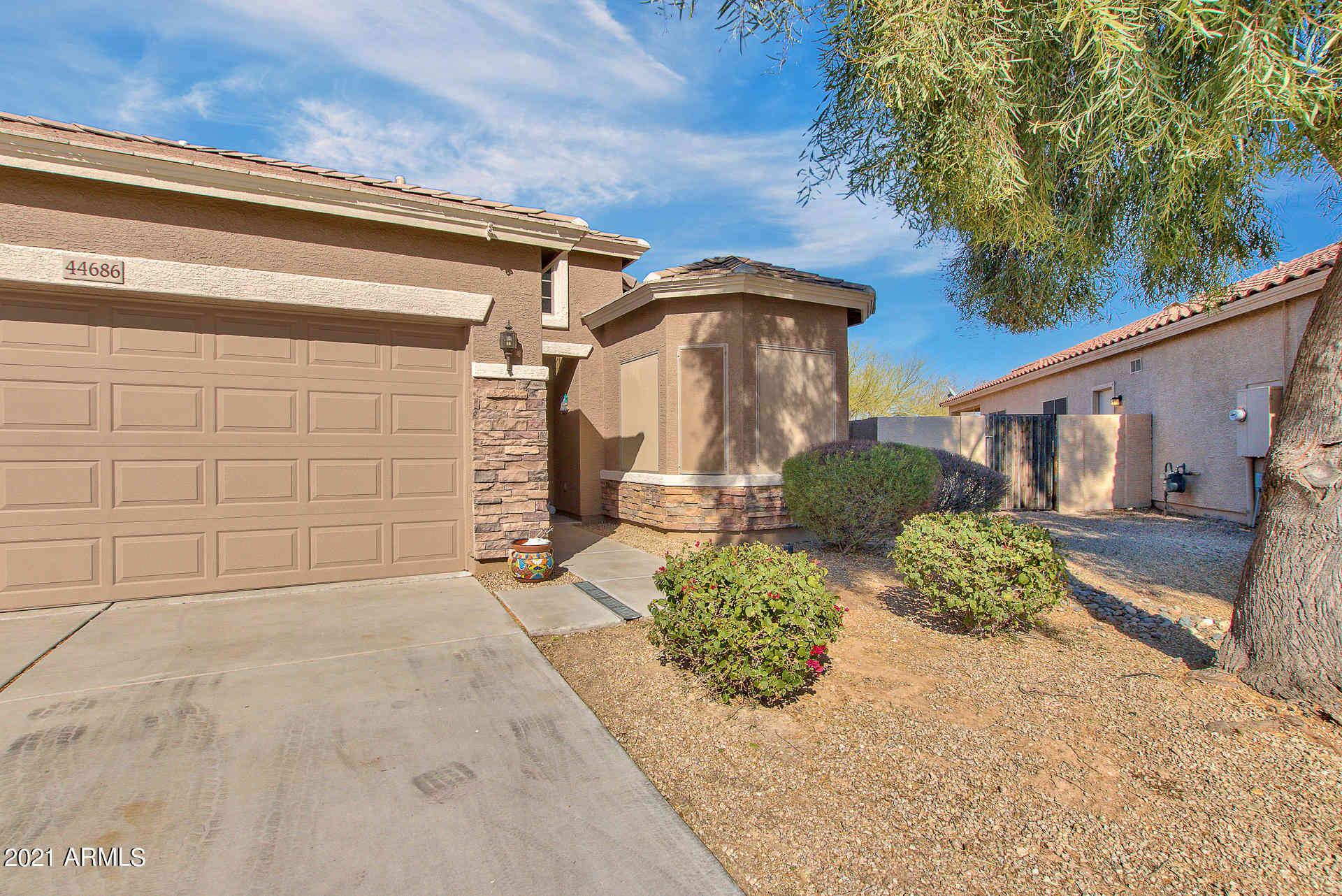 44686 W PARAISO Lane, Maricopa, AZ, 85139,