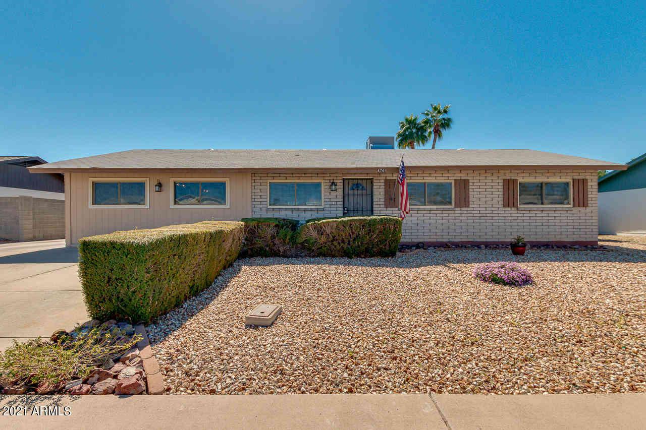 4741 W BEVERLY Lane, Glendale, AZ, 85306,