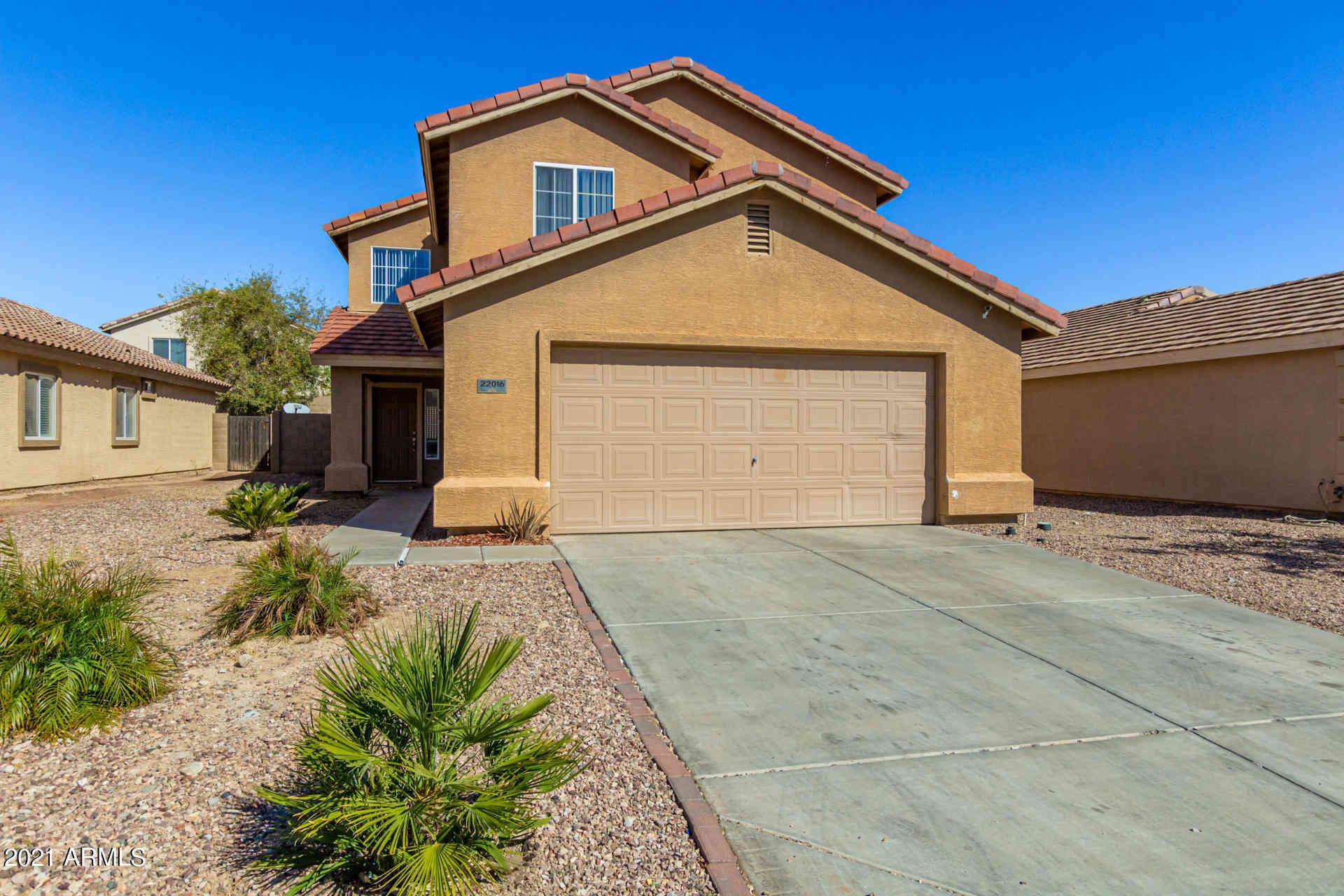 22016 W SOLANO Drive, Buckeye, AZ, 85326,