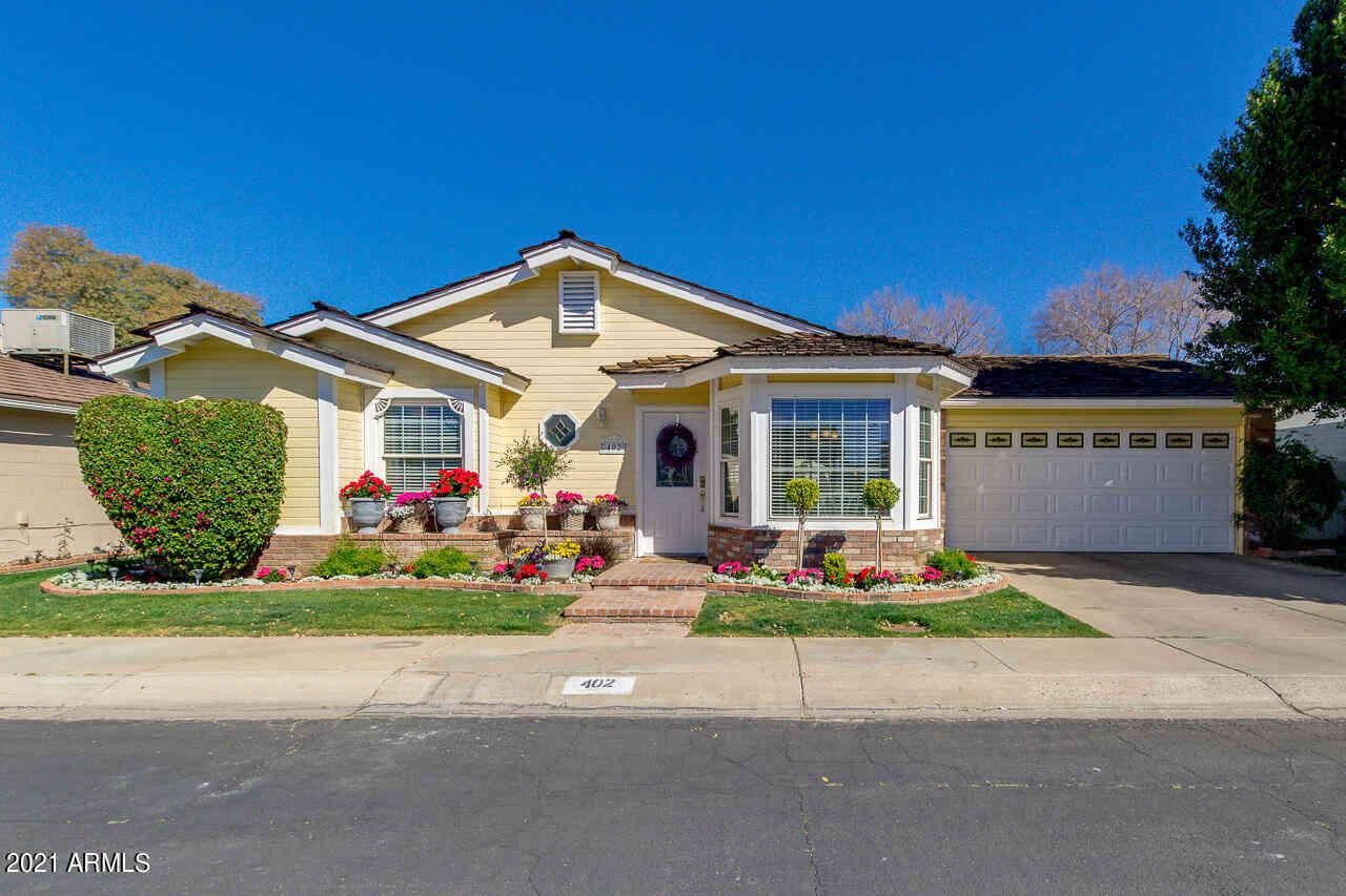 402 E CAMPO BELLO Drive, Phoenix, AZ, 85022,