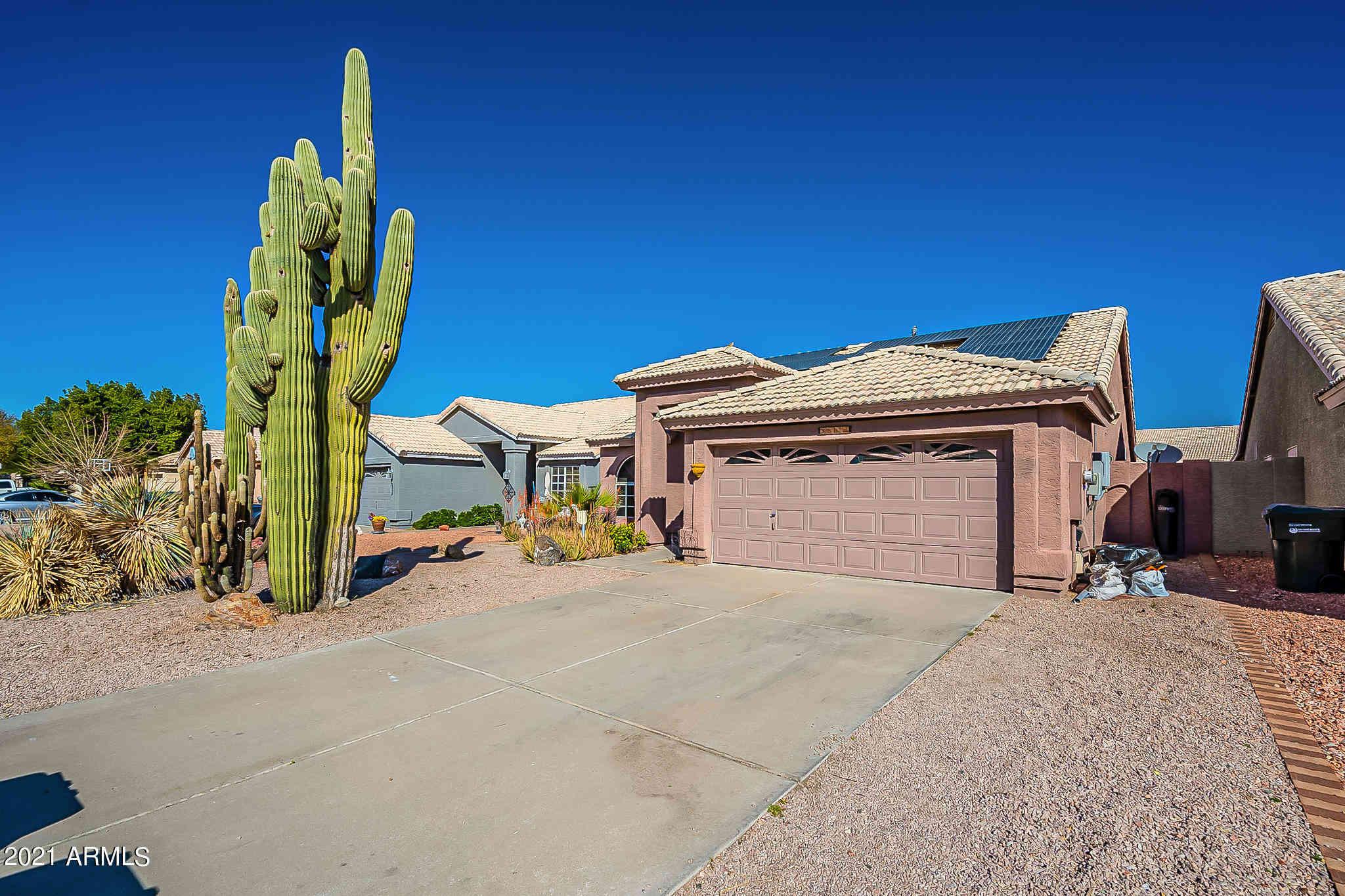 4122 W ELECTRA Lane, Glendale, AZ, 85310,