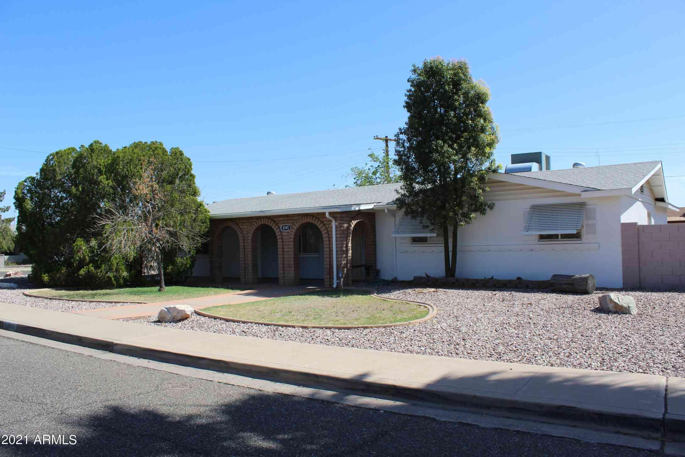8545 N 33RD Avenue, Phoenix, AZ, 85051,