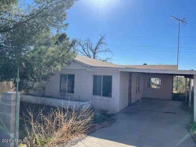 107 W CARNEY Avenue, Superior, AZ, 85173,