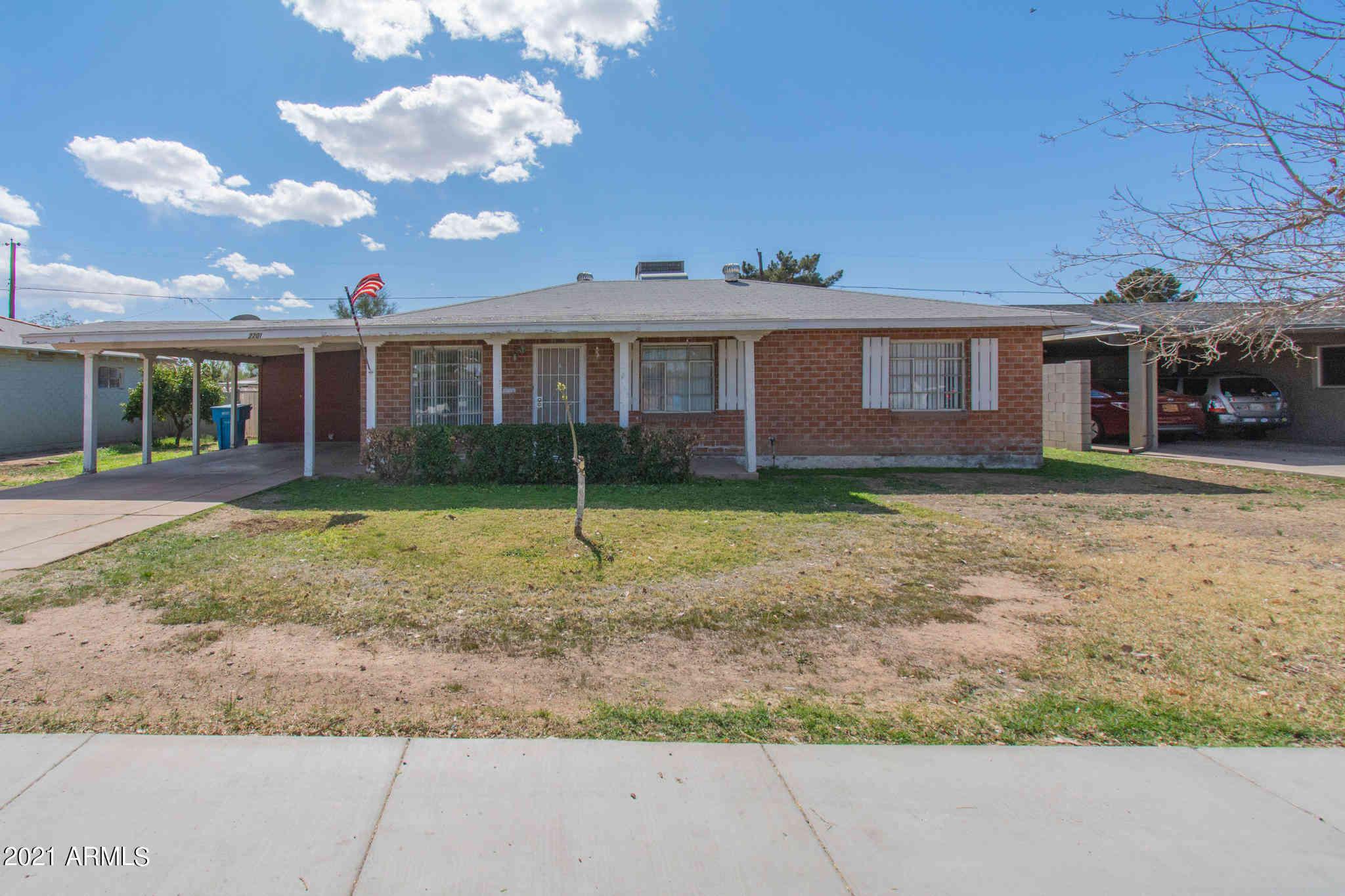 2201 W FAIRMOUNT Avenue, Phoenix, AZ, 85015,