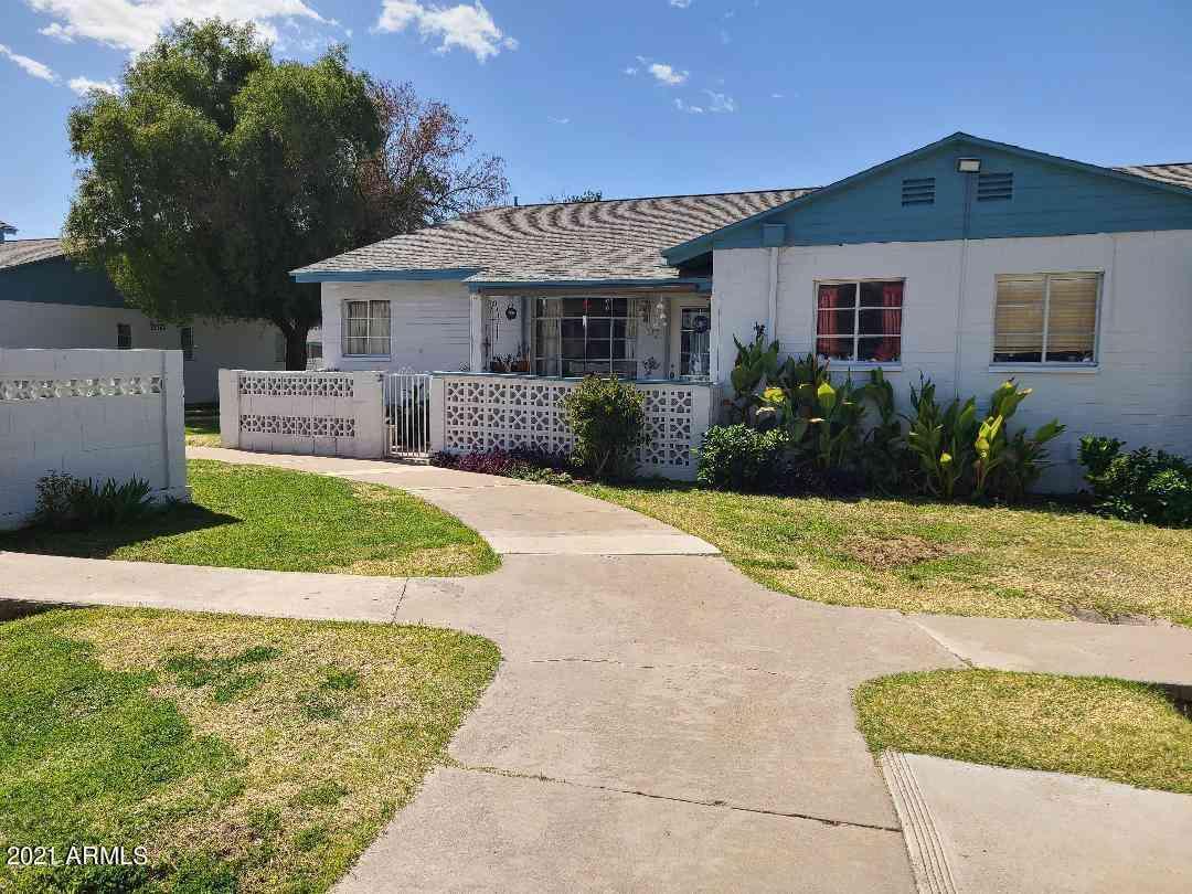 2925 N 19TH Avenue #102, Phoenix, AZ, 85015,