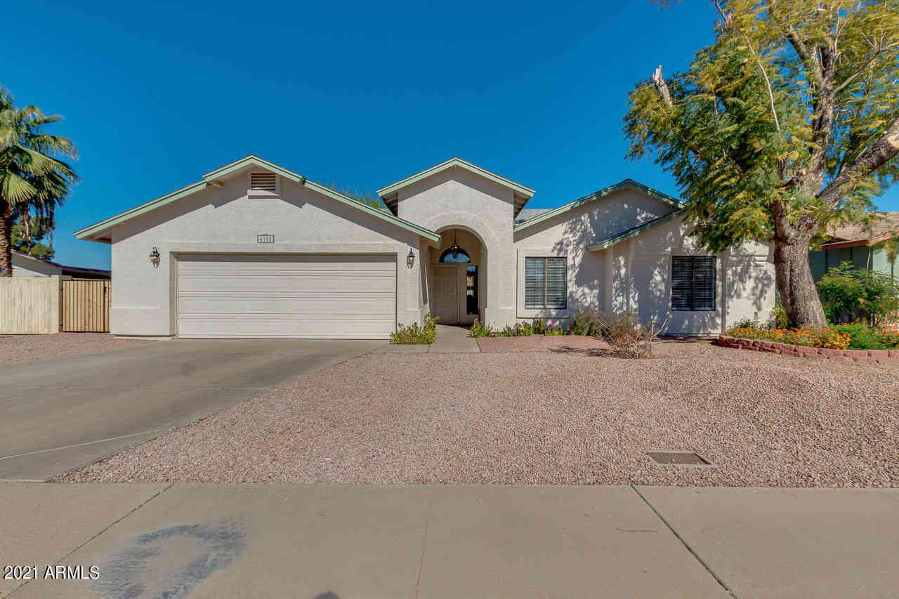 4158 E Dover Street, Mesa, AZ, 85205,