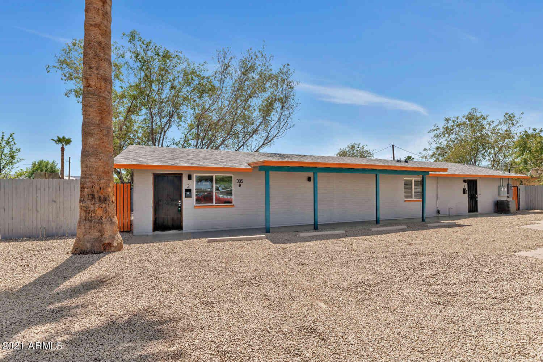 305 E ROESER Road #D, Phoenix, AZ, 85040,