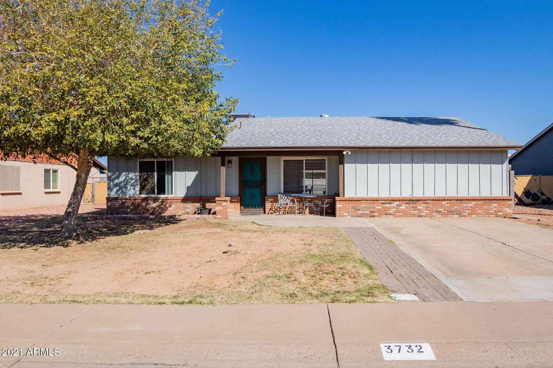 3732 W VILLA RITA Drive, Glendale, AZ, 85308,