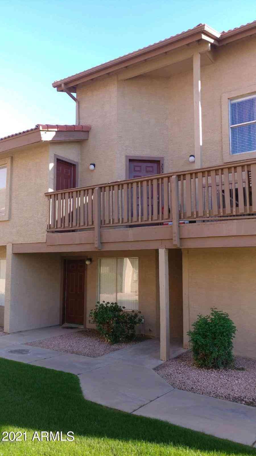 4828 W ORANGEWOOD Avenue #232, Glendale, AZ, 85301,