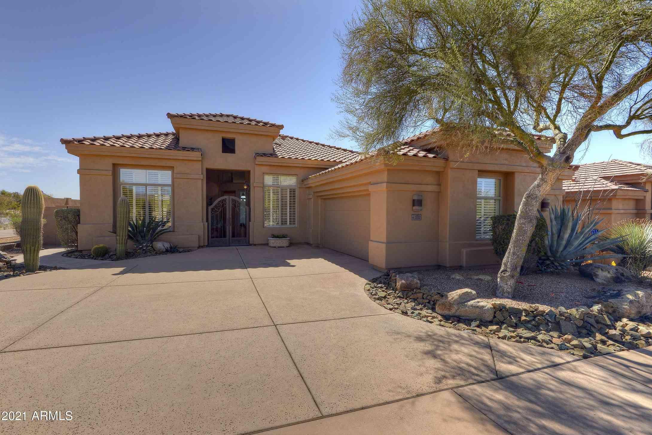 9703 E CAVALRY Drive, Scottsdale, AZ, 85262,