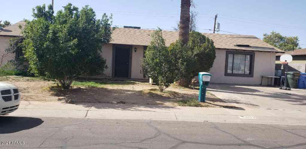 3140 N 48TH Drive, Phoenix, AZ, 85031,