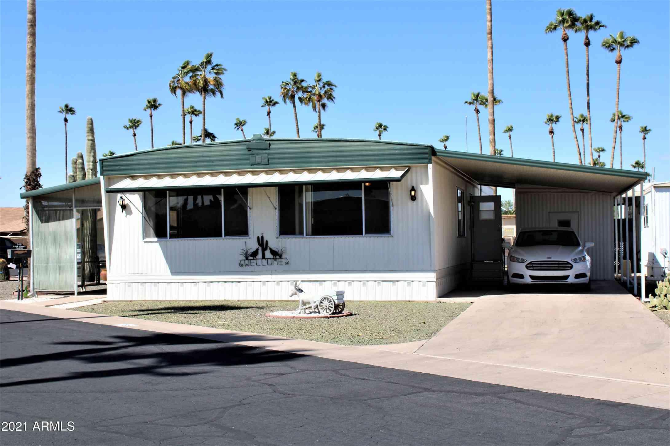 4065 E University Drive #269, Mesa, AZ, 85205,