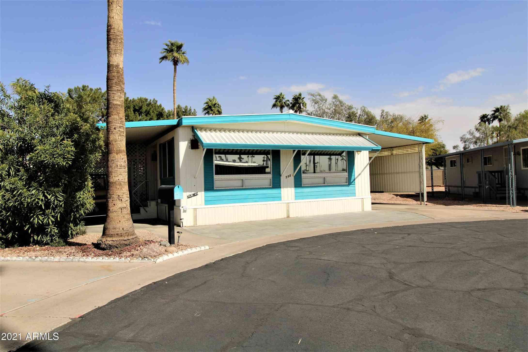 4065 E University Drive #344, Mesa, AZ, 85205,