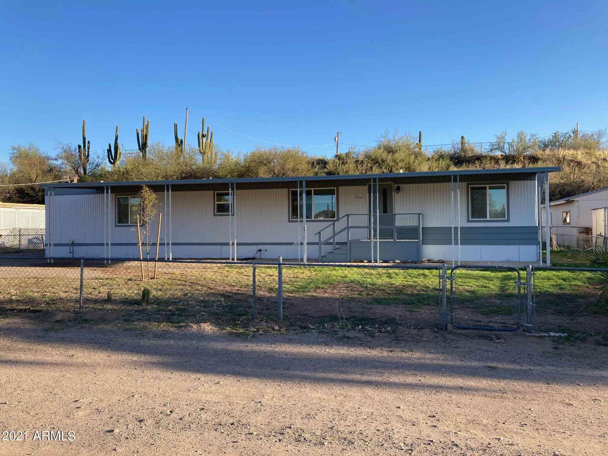 19265 E ABBOTT Alley, Black Canyon City, AZ, 85324,