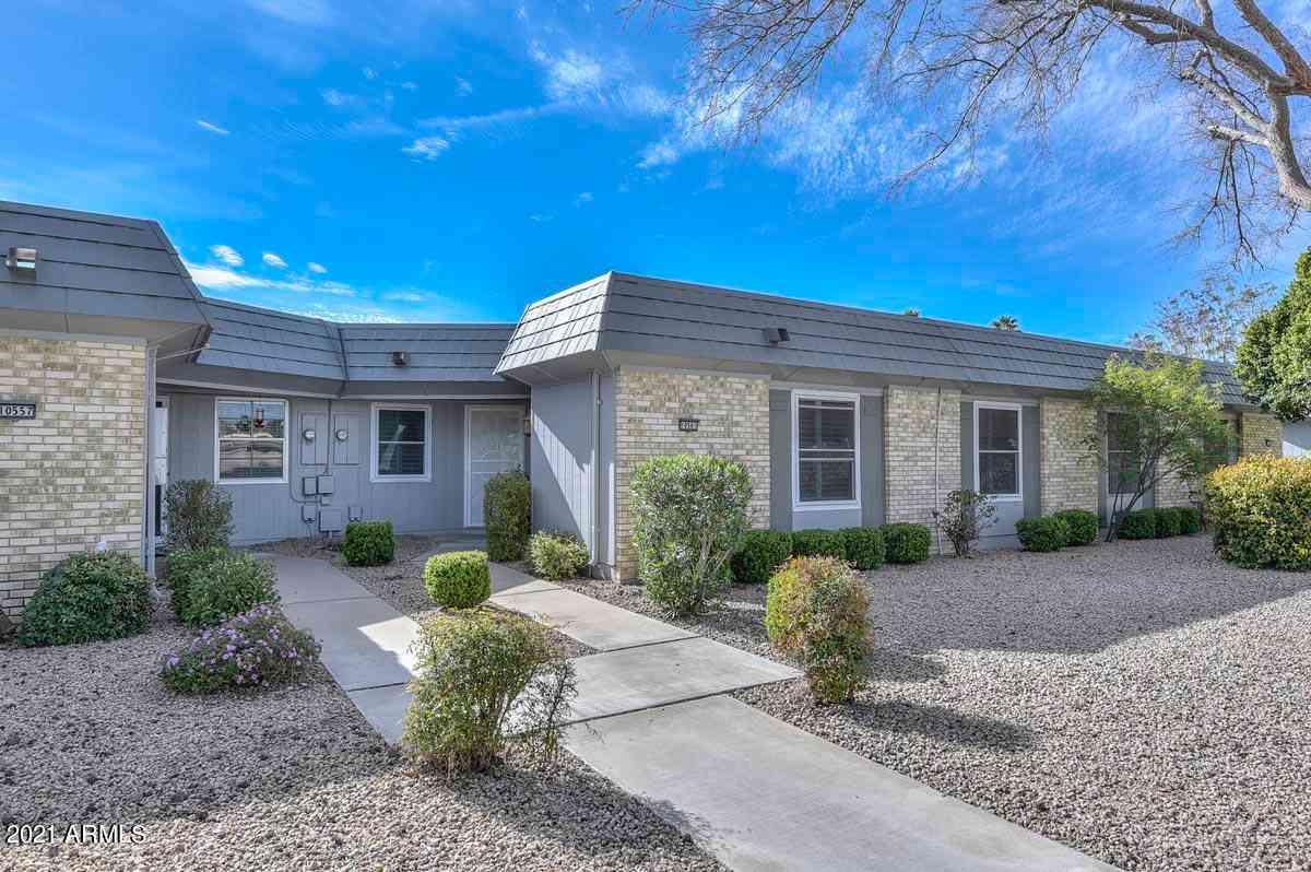 10561 W OCOTILLO Drive, Sun City, AZ, 85373,
