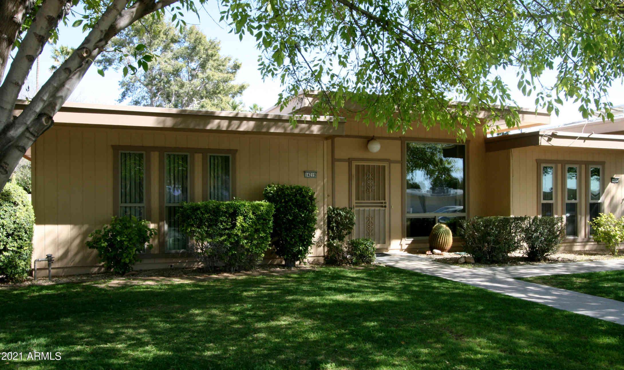 14219 N NEWCASTLE Drive, Sun City, AZ, 85351,