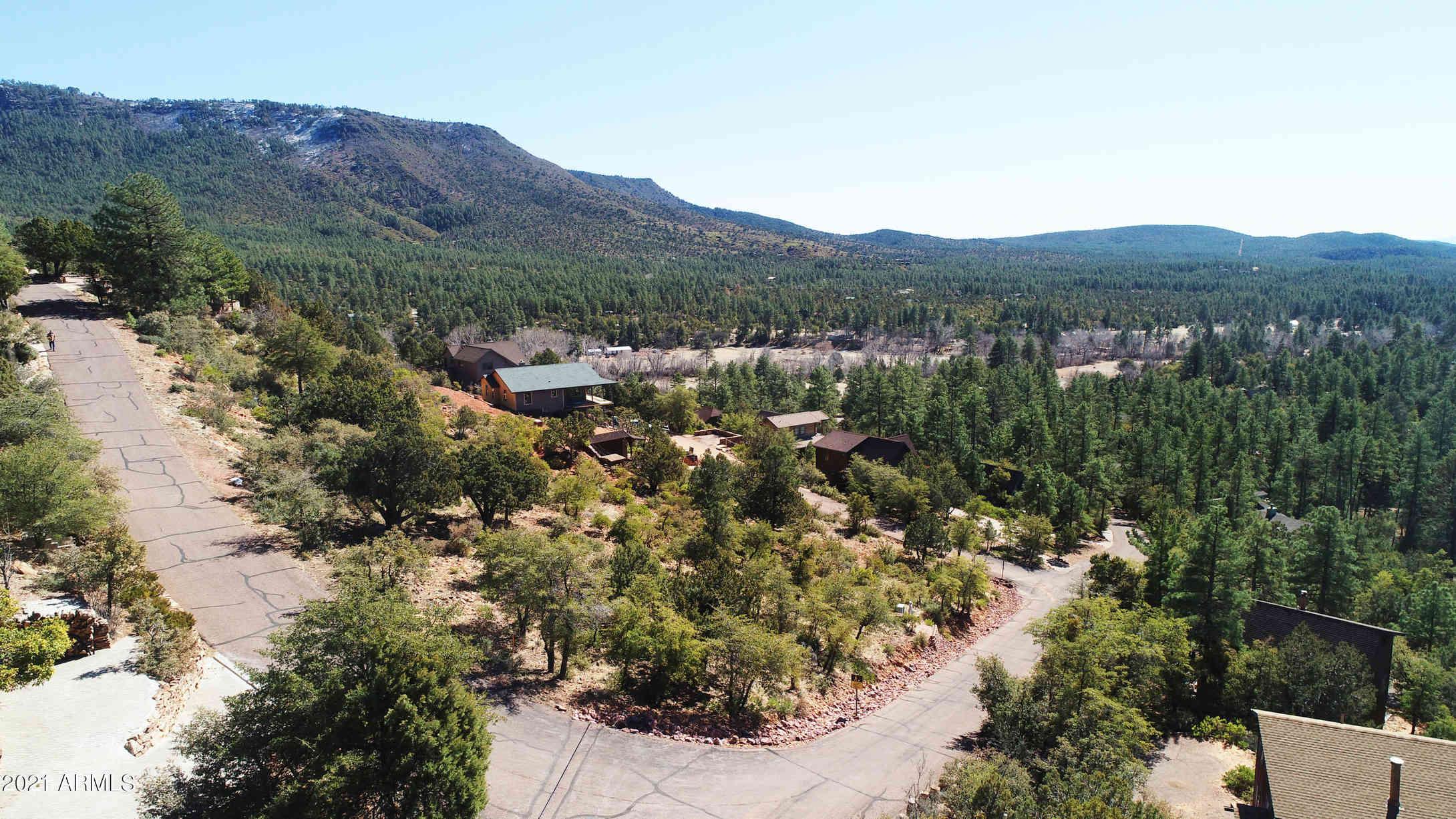 Lot 233 S Canyon Vista #233, Pine, AZ, 85544,