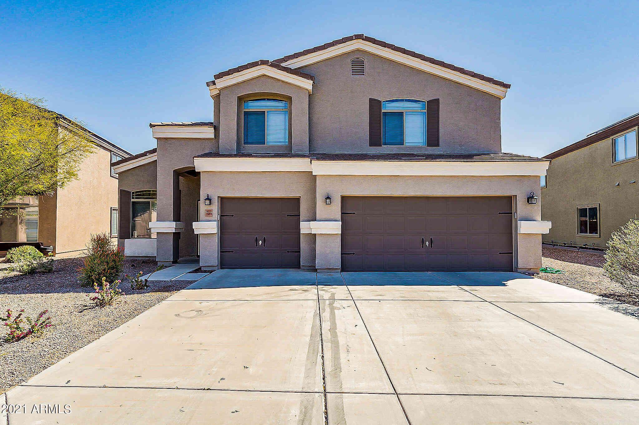 35809 W Marin Avenue, Maricopa, AZ, 85138,