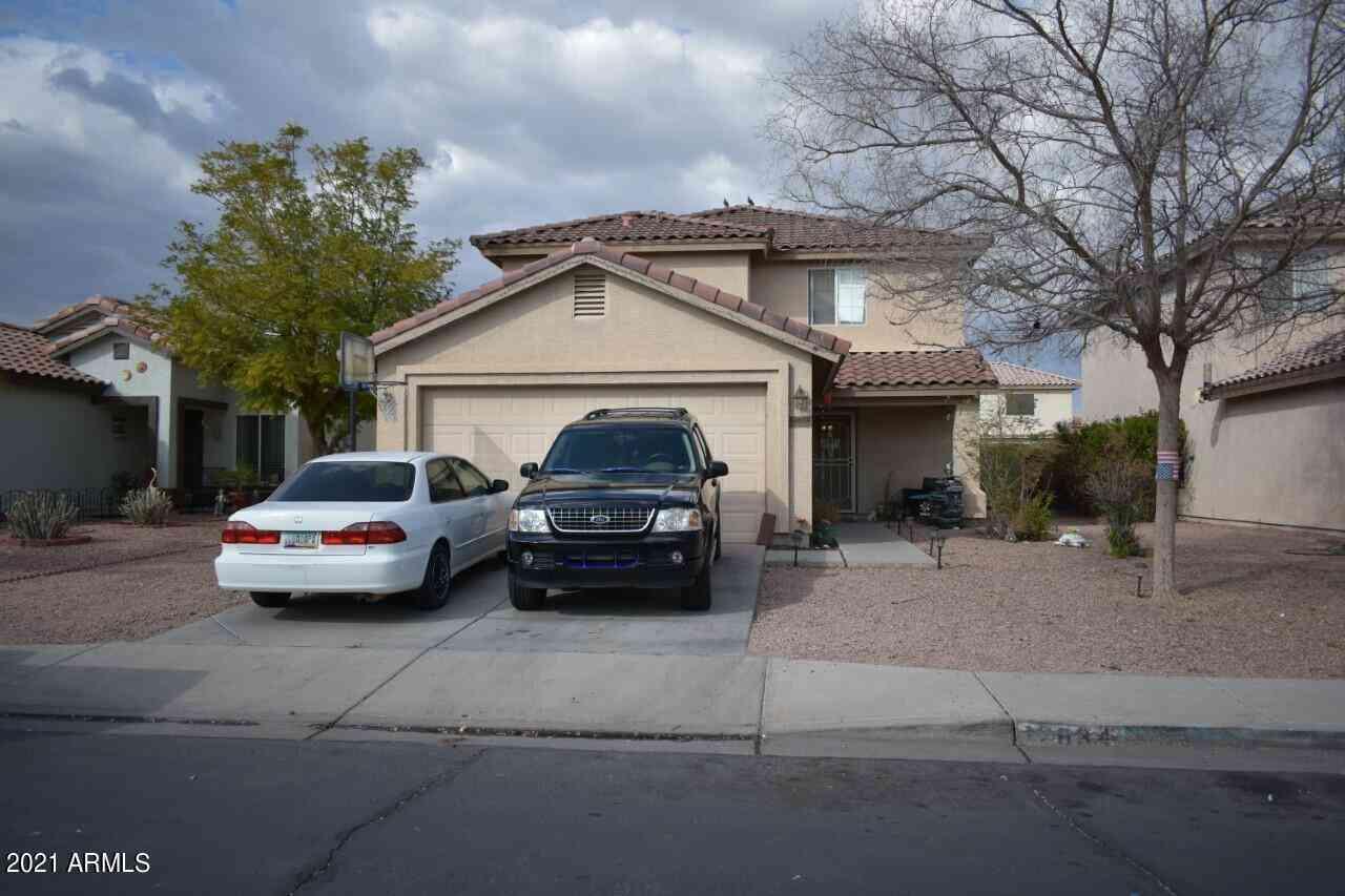 12634 W PARADISE Drive, El Mirage, AZ, 85335,
