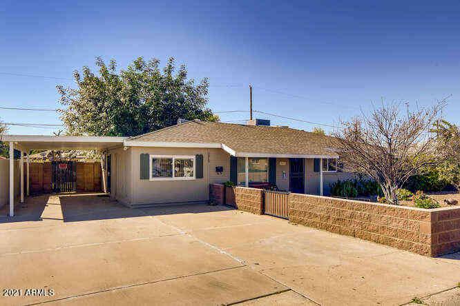 3315 W MONTEBELLO Avenue, Phoenix, AZ, 85017,