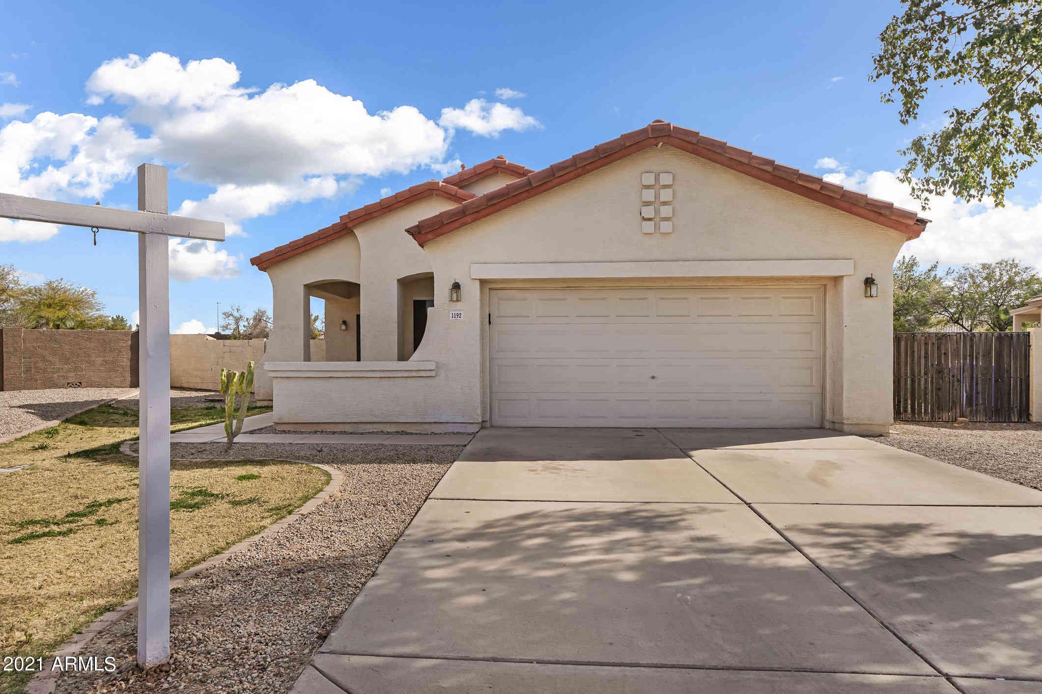 1192 S MARIE Court, Gilbert, AZ, 85296,
