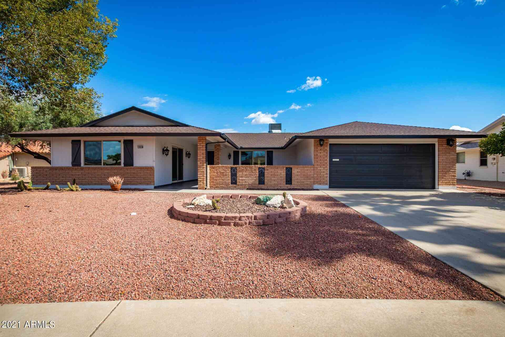 10626 W BOLIVAR Drive, Sun City, AZ, 85351,