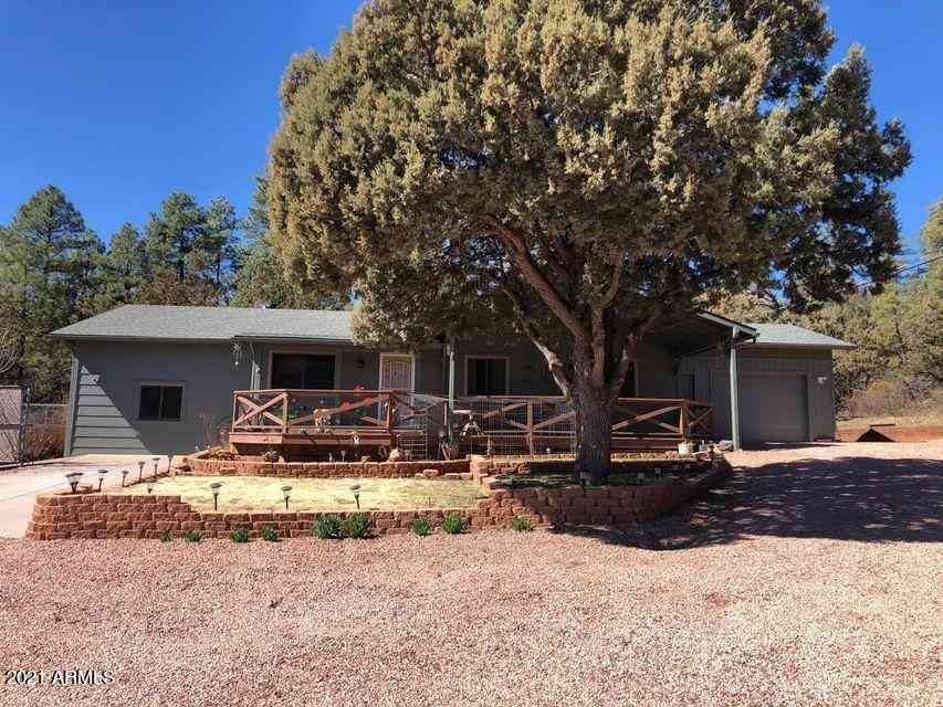 3810 N ANVIL Road, Pine, AZ, 85544,