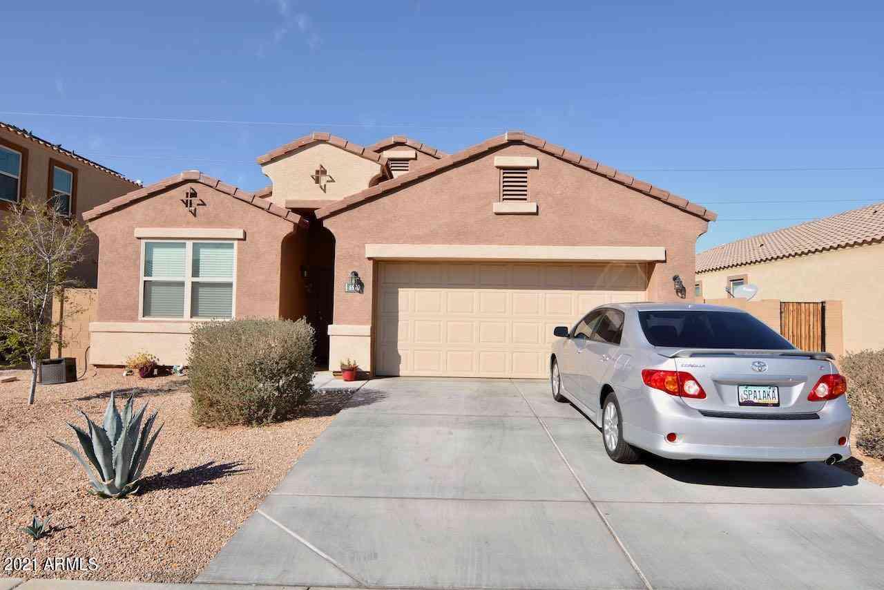 6970 S 254TH Lane, Buckeye, AZ, 85326,