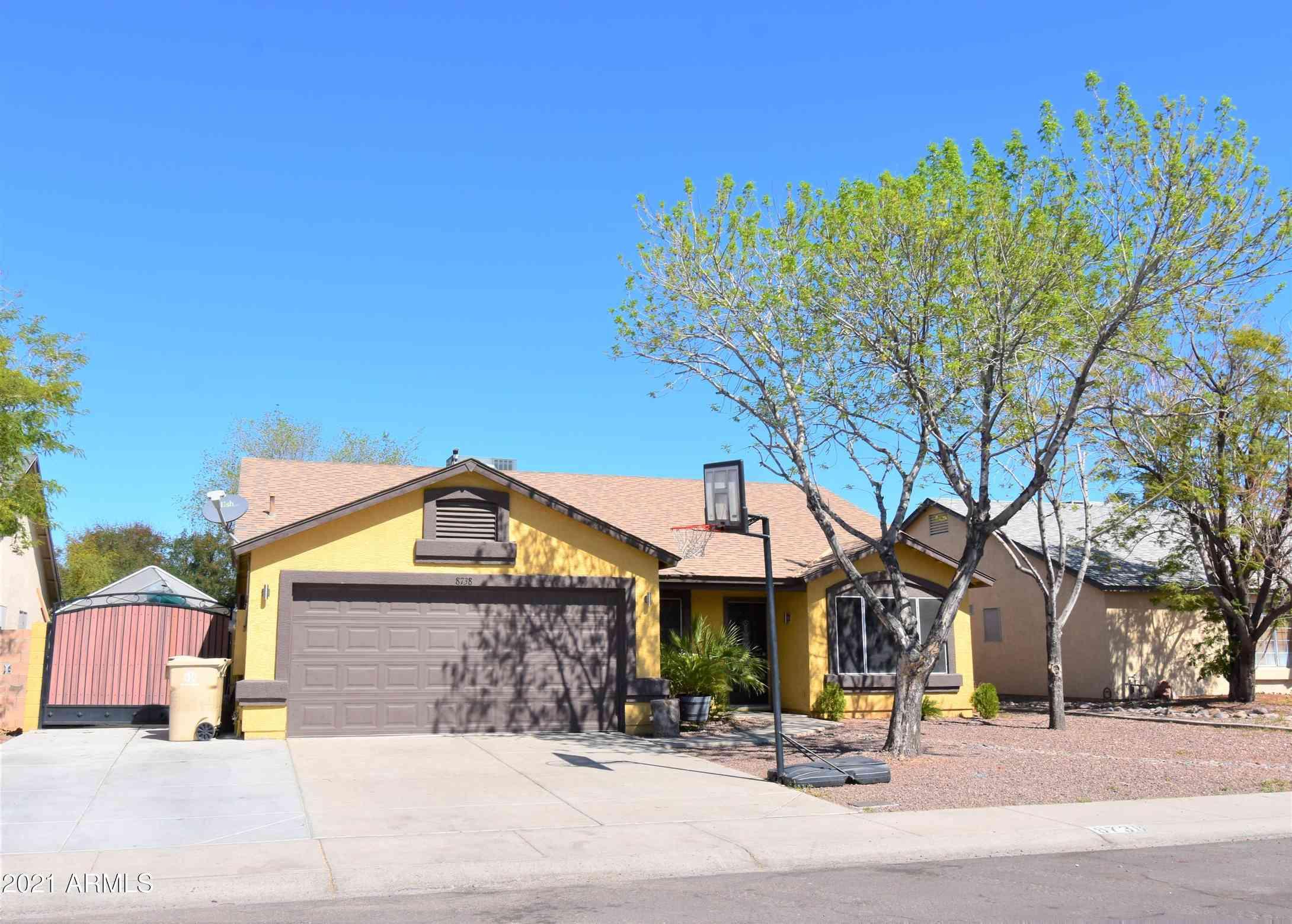 8738 W OCOTILLO Road, Glendale, AZ, 85305,