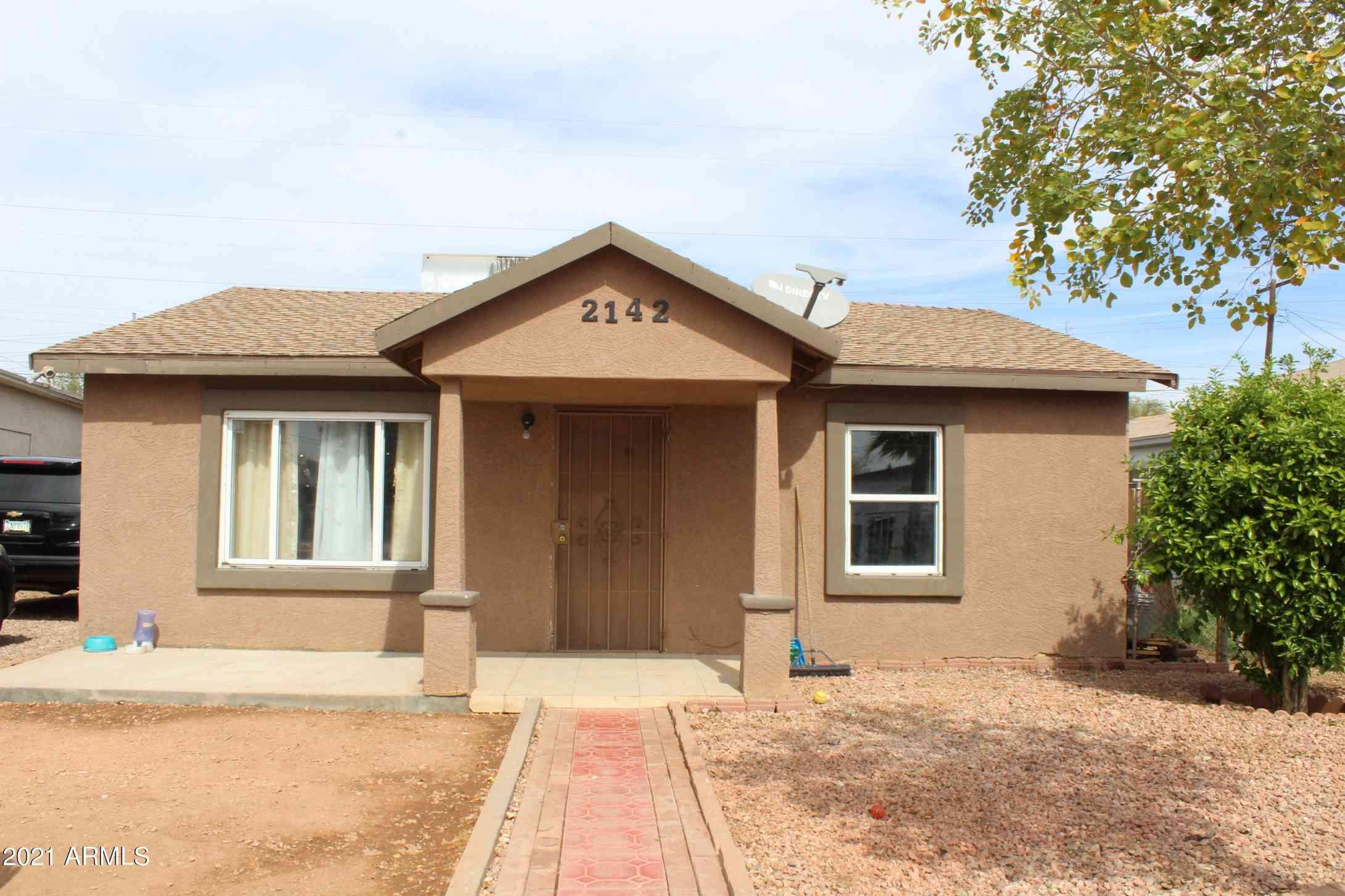 2142 W HADLEY Street S, Phoenix, AZ, 85009,