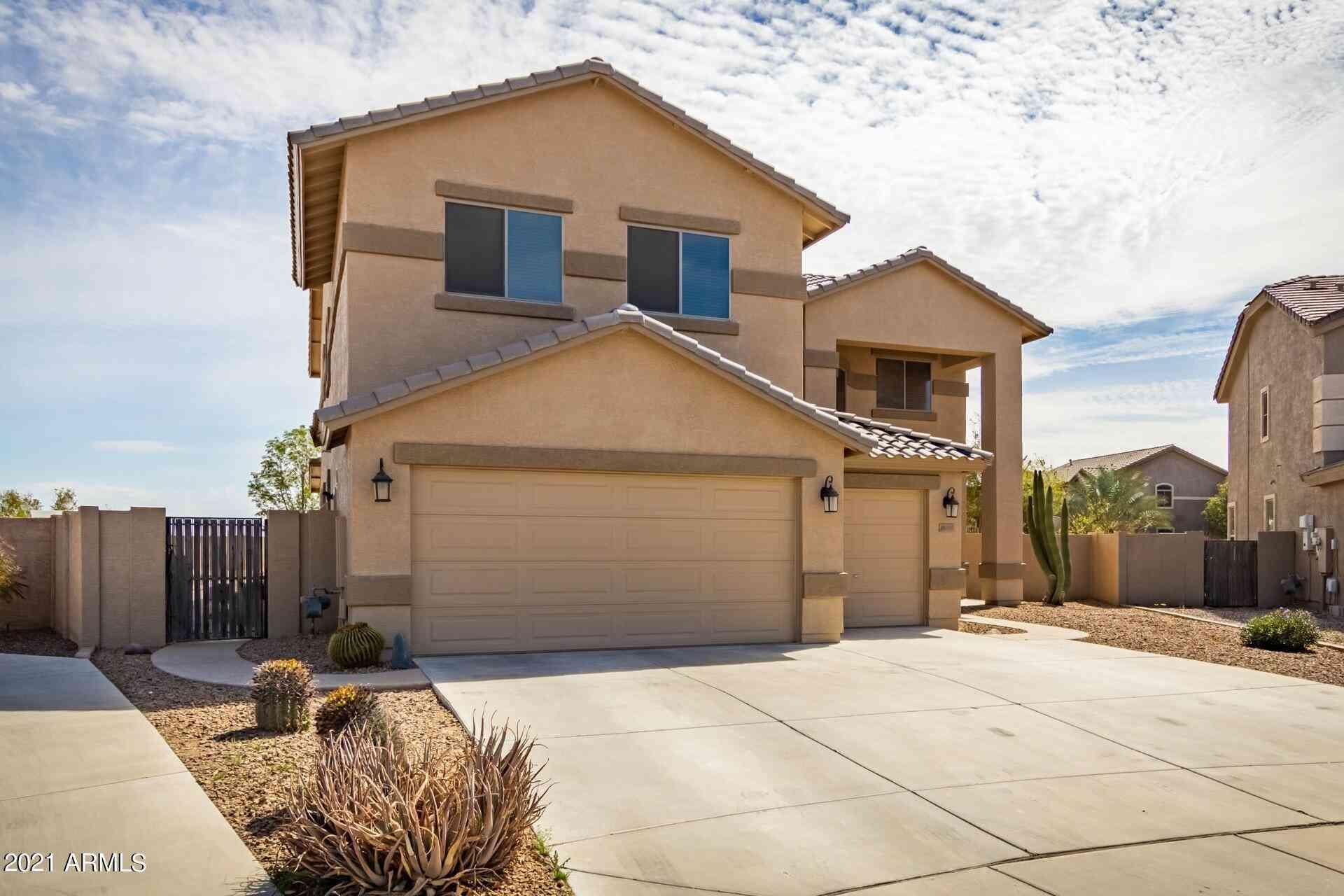 18265 N LARKSPUR Drive, Maricopa, AZ, 85138,