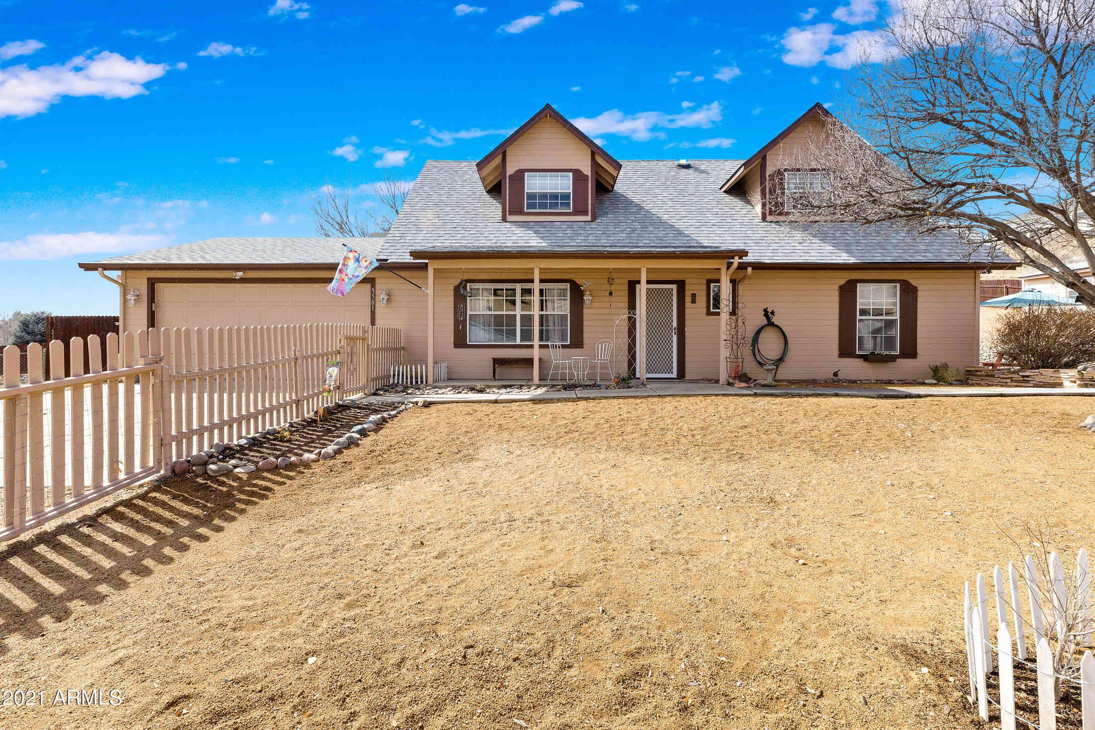 9501 E WHIPSAW Lane, Prescott Valley, AZ, 86314,