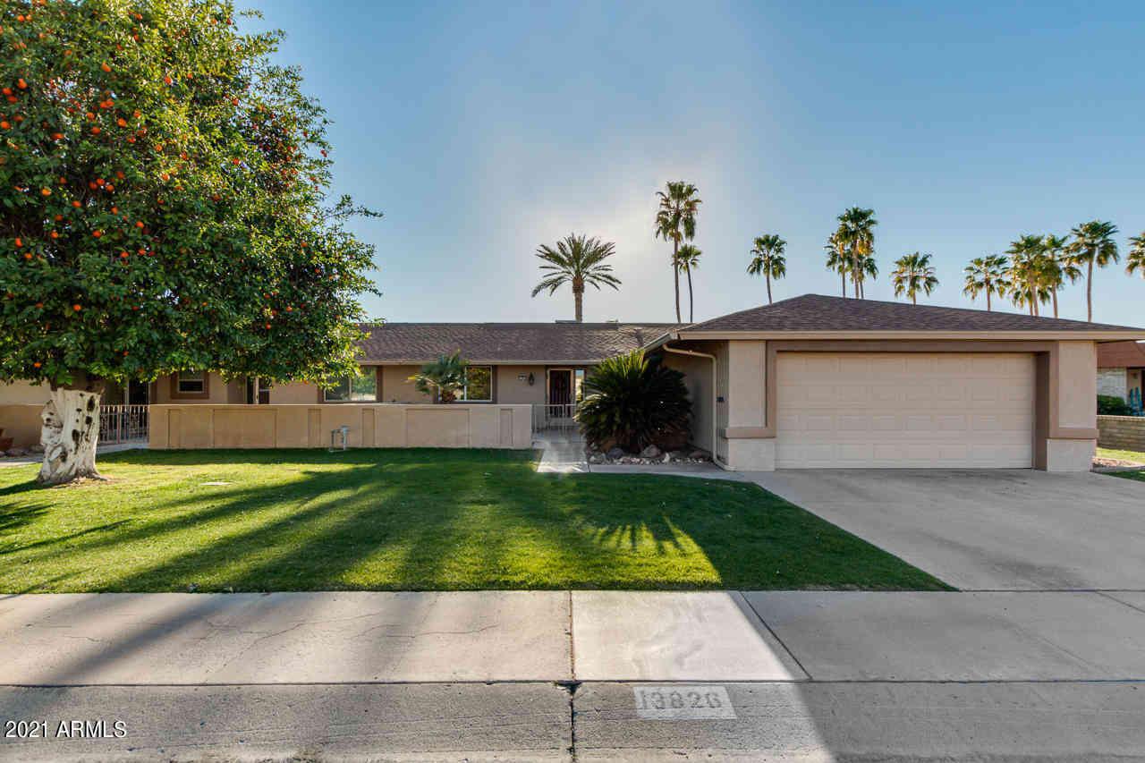 13826 N CROWN Point, Sun City, AZ, 85351,