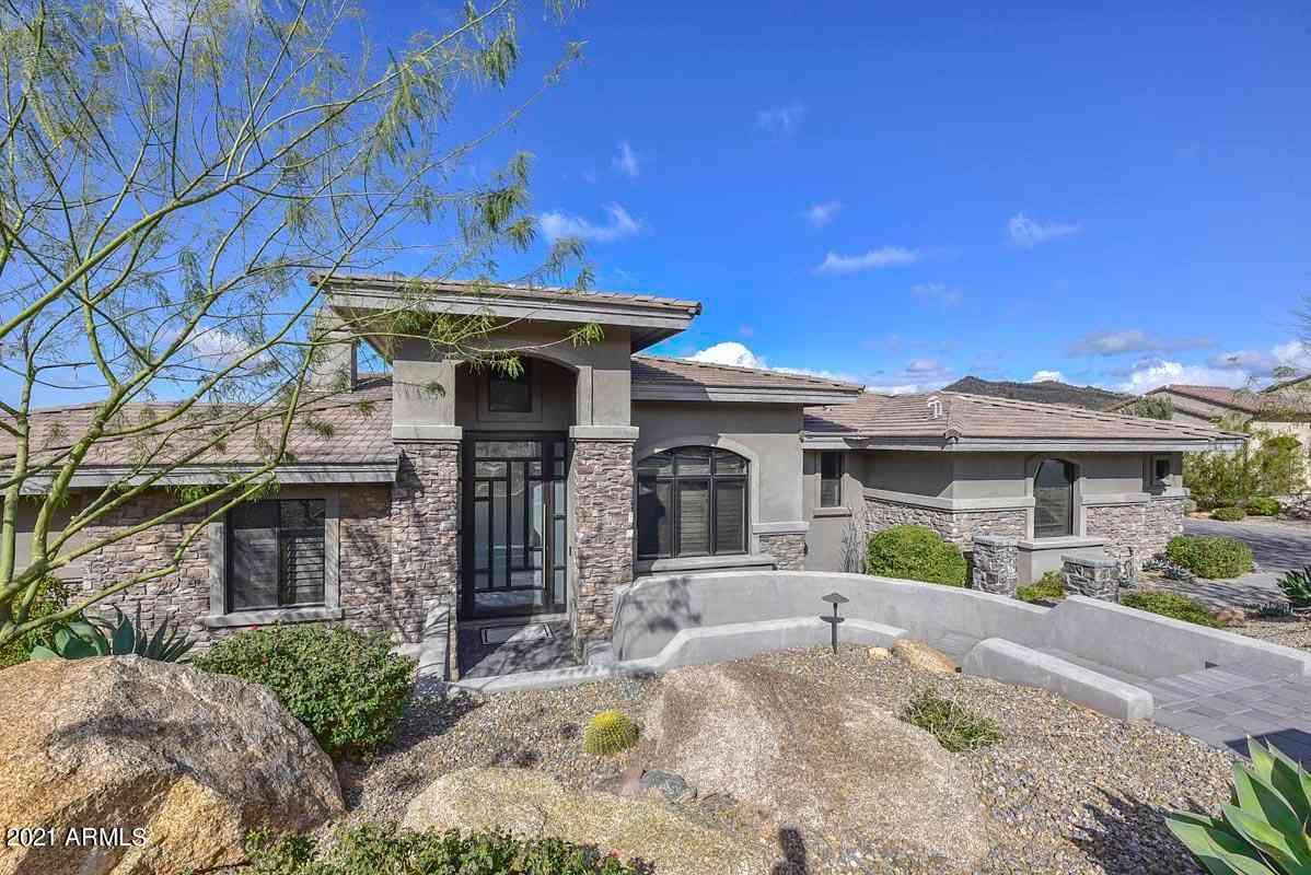 35804 N VIA TRAMONTO Road, Phoenix, AZ, 85086,