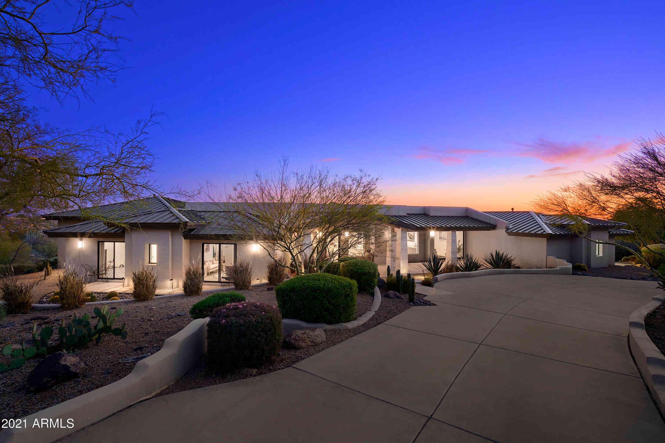 6623 E EL SENDERO Road, Carefree, AZ, 85377,