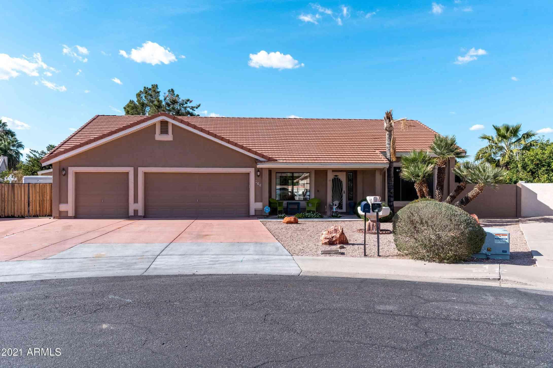 832 N WILLIAMS Circle, Mesa, AZ, 85203,