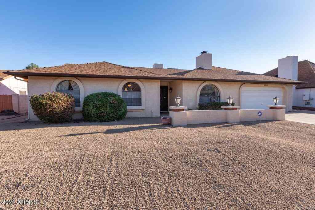6315 W MESCAL Street, Glendale, AZ, 85304,