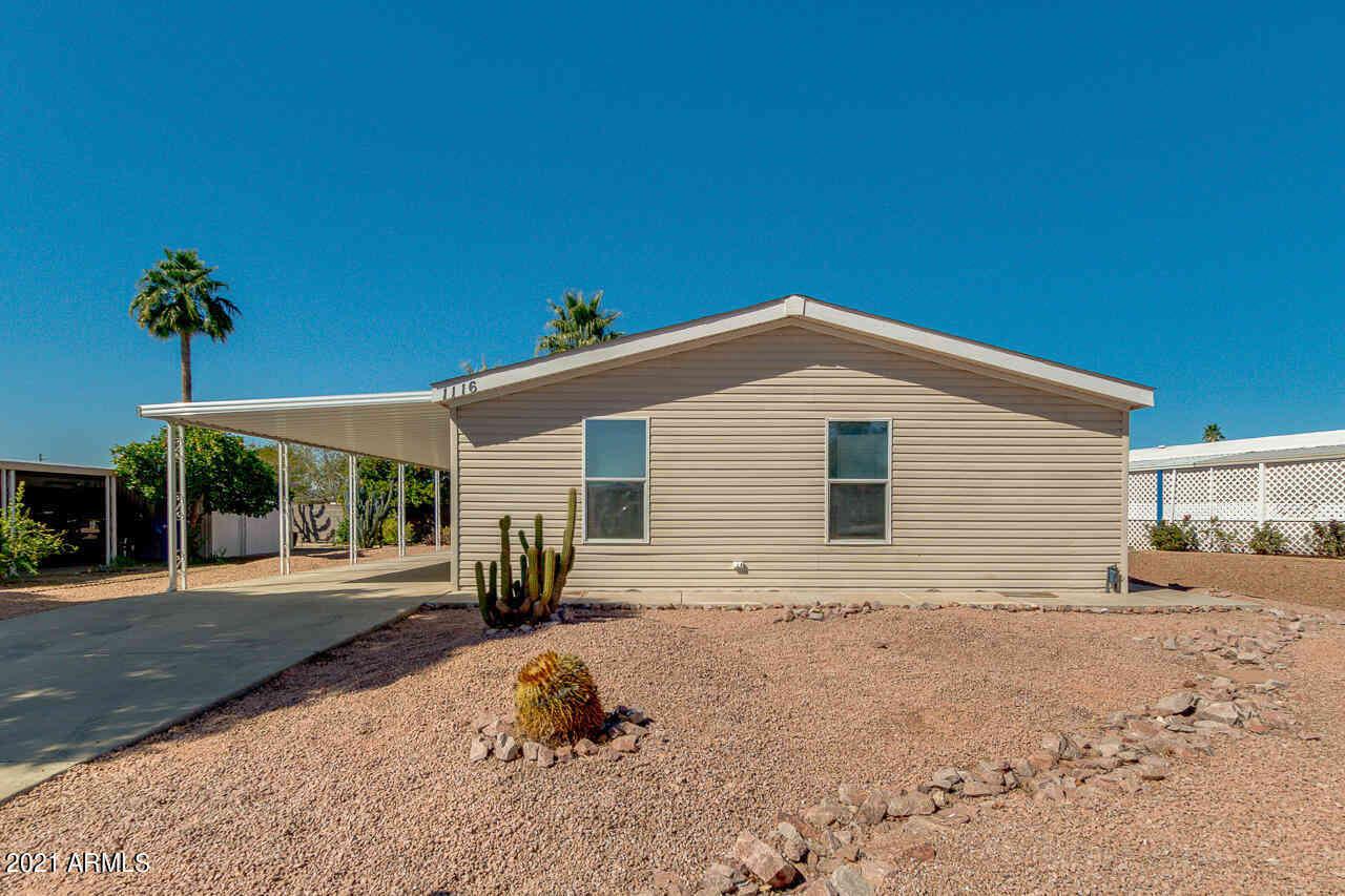 1116 S PALO VERDE Street, Mesa, AZ, 85208,